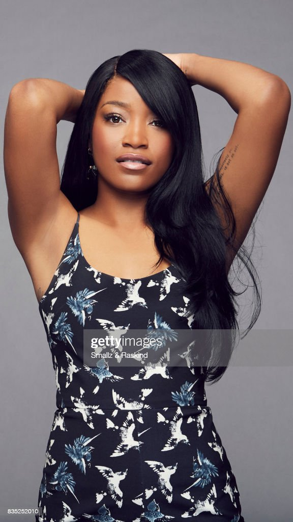 Kiki Palmer of EPIX 'Berlin Station' poses for a portrait during the 2017 Summer Television Critics Association Press Tour at The Beverly Hilton Hotel on July 25, 2017 in Beverly Hills, California.