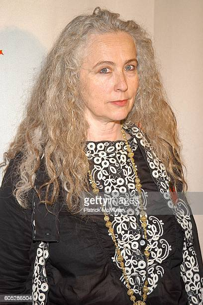 Kiki Smith attends TIME Magazine's 100 Most Influential People 2006 at Jazz at Lincoln Center at Time Warner Center on May 8 2006 in New York City