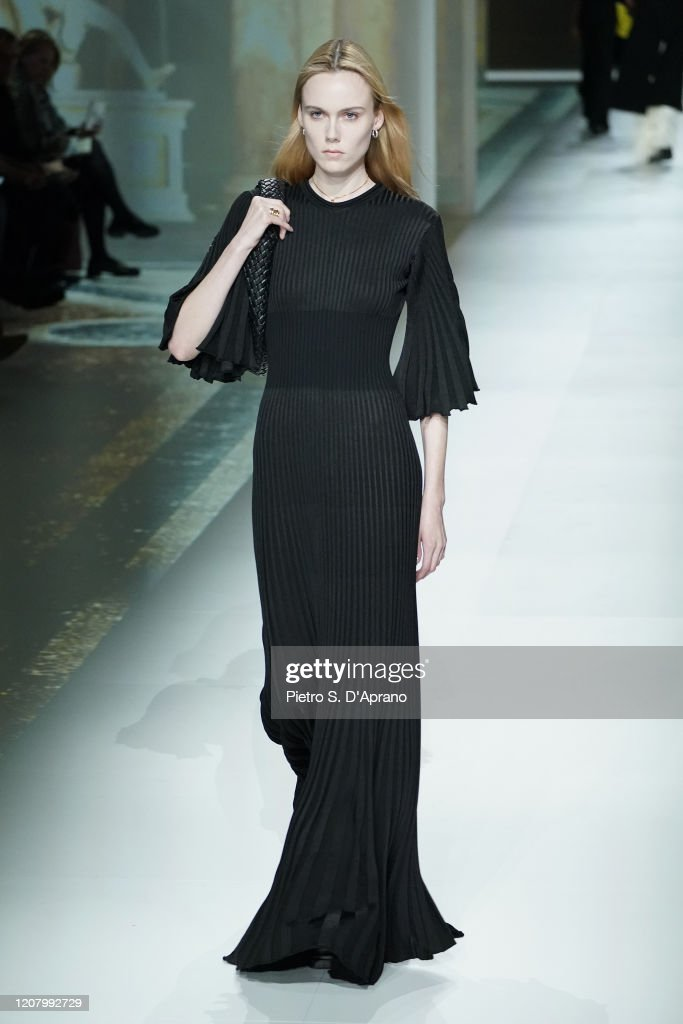 Bottega Veneta - Runway - Milan Fashion Week Fall/Winter 2020-2021 : ニュース写真