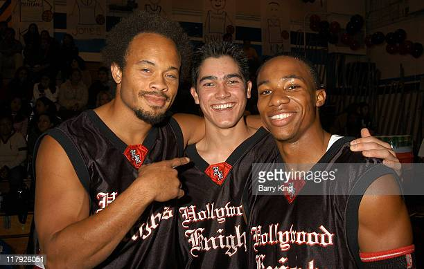 Kiko Ellsworth and Tyler Hoechlin and Arlen Escarpeta