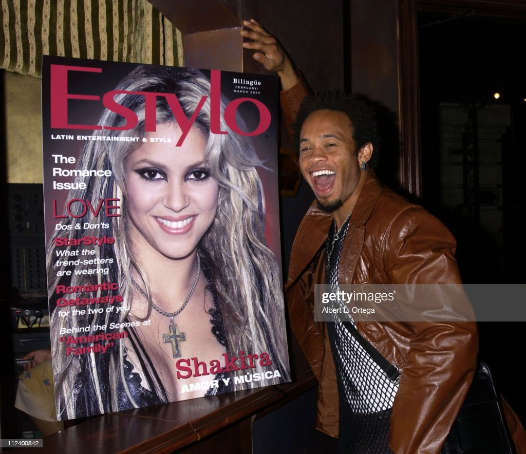 5th Anniversary of Estylo Magazine - Party