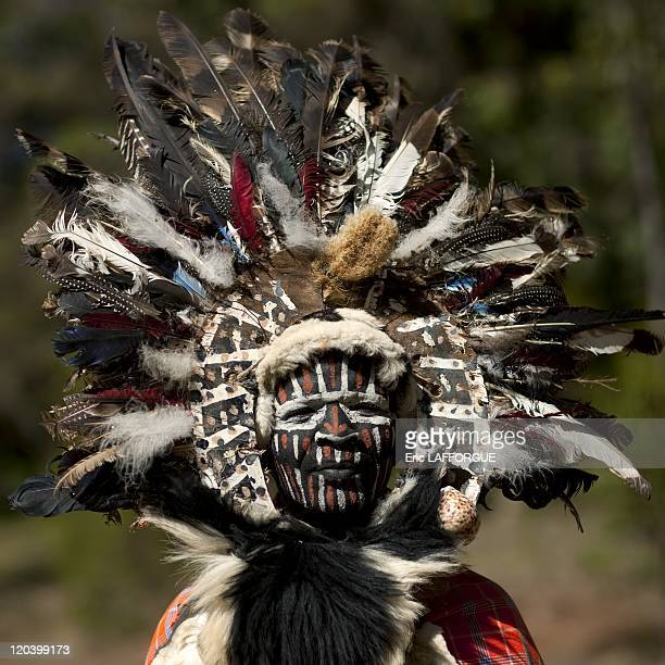 Kikuyu warrior in Kenya on July 10 2009 The Kikuyu are the country s largest ethnic group They live on the whole territory of Kenya However the...
