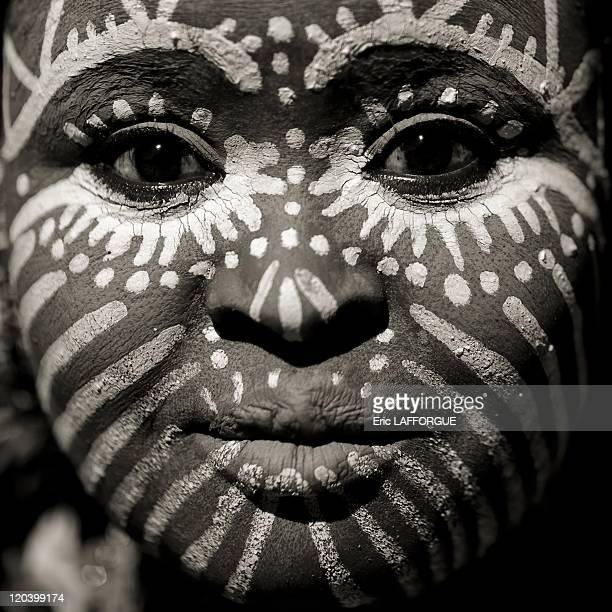 Kikuyu woman in Kenya on July 10 2009 The Kikuyu are the country s largest ethnic group They live on the whole territory of Kenya However the highest...