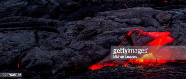 kilauea hawaii - パホア ストックフォトと画像
