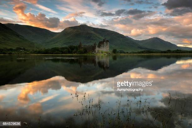Kilchurn Castle, Scotland.