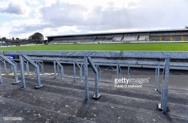 Kildare Ireland 15 March 2020 A general view of St Conleth's Park in Newbridge Kildare at a time when Kildare should have been playing against Cavan...