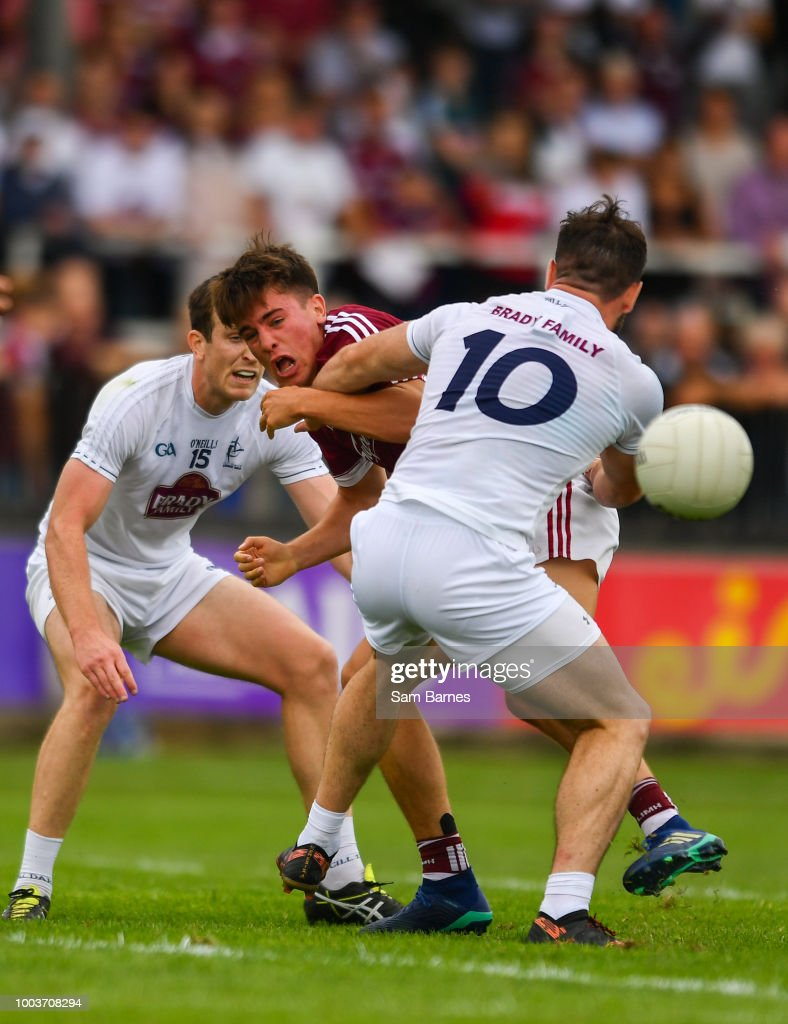 Kildare v Galway - GAA Football All-Ireland Senior Championship Quarter-Final Group 1 Phase 2