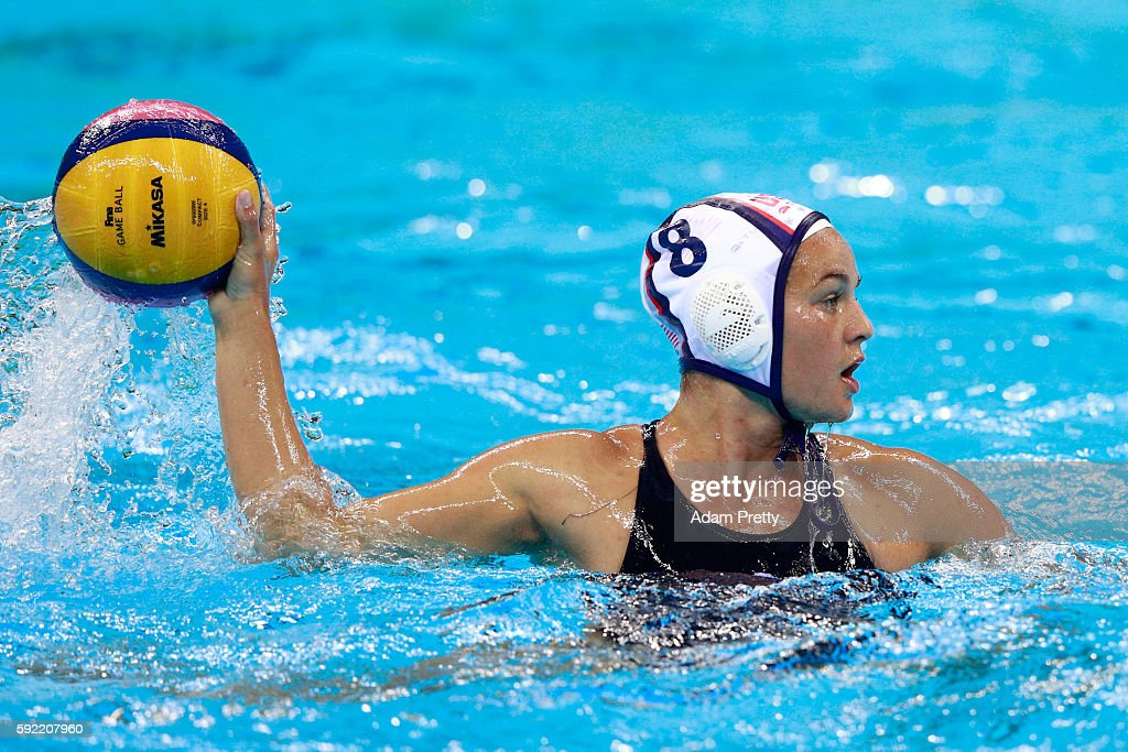 Water Polo - Olympics: Day 14 : News Photo