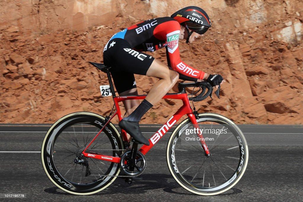 Cycling: 14th Larry H. Miller Tour of Utah / Prologue : ニュース写真