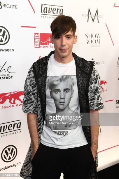 Kilian Kerner attends the New Faces Award Style 2017 at The Grand on November 15 2017 in Berlin Germany