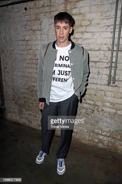 Kilian Kerner attends the Pantaflix Pantaparty during 69th Berlinale International Film Festival at Alte Muenze on February 11 2019 in Berlin Germany