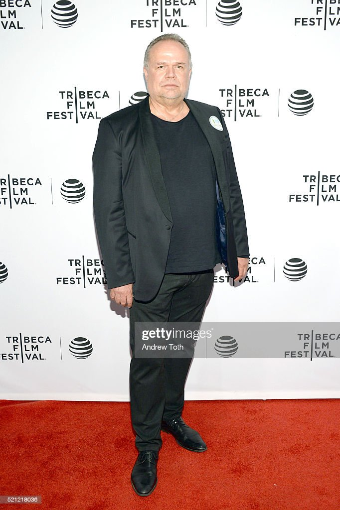 Kilian Kleinschmidt attends 'After Spring' Premiere - 2016 Tribeca Film Festival at Chelsea Bow Tie Cinemas on April 14, 2016 in New York City.