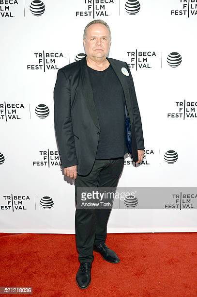 """Kilian Kleinschmidt attends """"After Spring"""" Premiere - 2016 Tribeca Film Festival at Chelsea Bow Tie Cinemas on April 14, 2016 in New York City."""