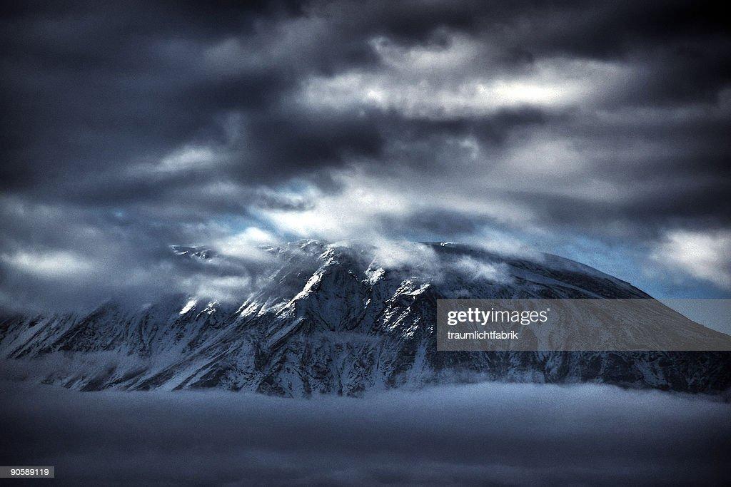 kilimanjaro summit : Stock Photo