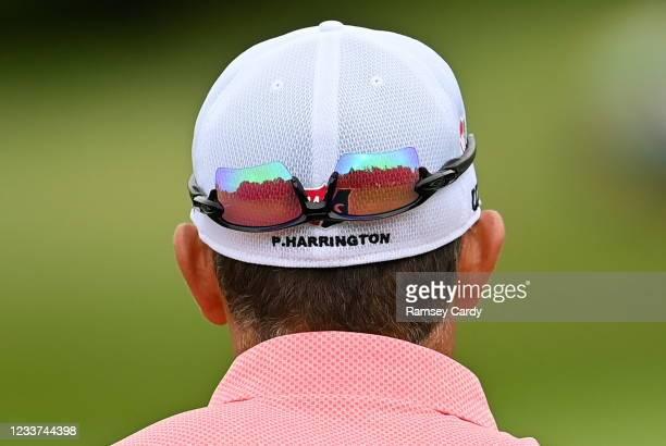Kilkenny , Ireland - 1 July 2021; Padraig Harrington of Ireland during day one of the Dubai Duty Free Irish Open Golf Championship at Mount Juliet...