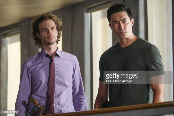 Killer App The BAU investigates a workplace shooting committed by a stateoftheart drone in Silicon Valley on CRIMINAL MINDS Wednesday Oct 11 on the...