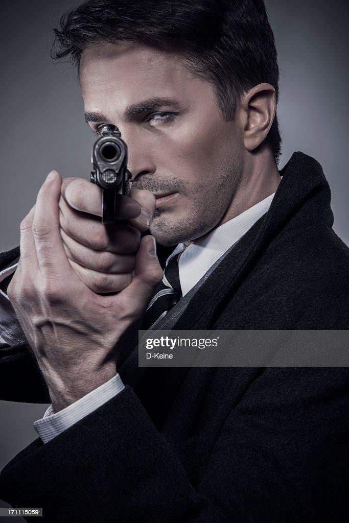 Killer : Stock Photo