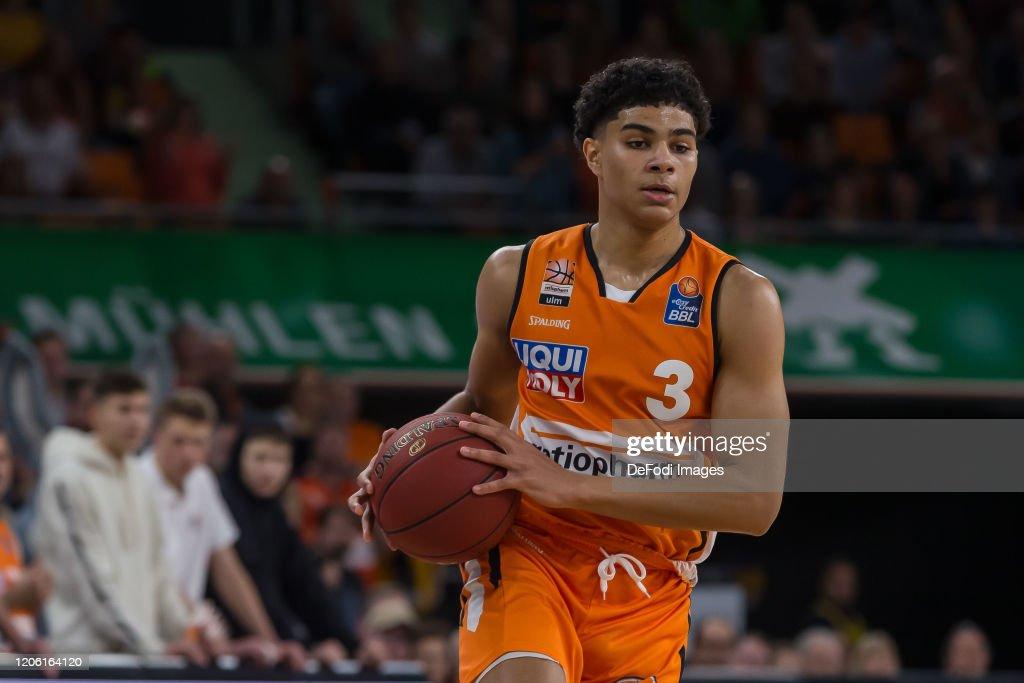 Ratiopharm Ulm v MHP Riesen Ludwigsburg - EasyCredit Basketball Bundesliga : News Photo