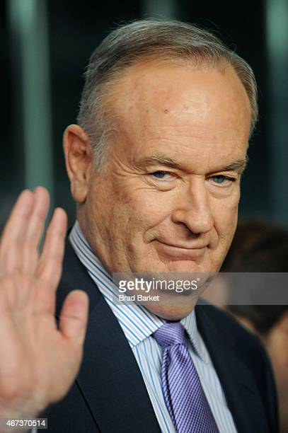 'Killing Jesus' book author Bill O'Reilly attends the red carpet event and world premiere of National Geographic Channel's 'Killing Jesus' at Alice...