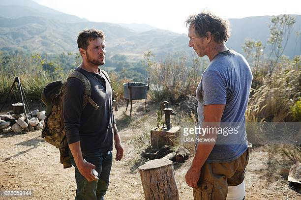 SHOOTER 'Killing Zone' Episode 106 Pictured Ryan Phillippe as Bob Lee Swagger William Fichtner as Rathford O'Brien