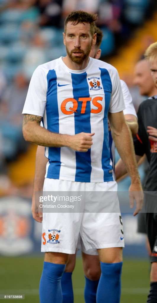 Kilmarnock v Clyde - Betfred League Cup