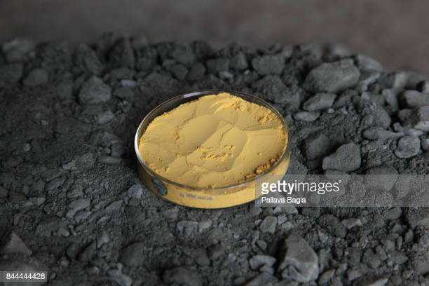 Kilogram of uranium ore gives merely 37 grams of Yellow cake in Indias mine as the ore is very lean. Uranium mining in India. Inside Indias highly...
