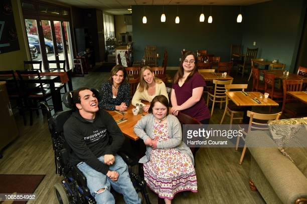 Kim and Scott Morrison of Avon are expanding their business in Avon to accommodate BeanZ a coffee house where folks with disabilities will work...