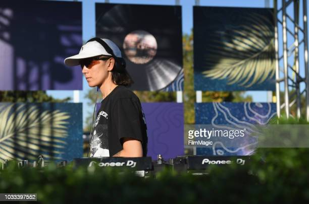 Kim Ann Foxman performs at The Break Room during day 1 of Grandoozy on September 14 2018 in Denver Colorado