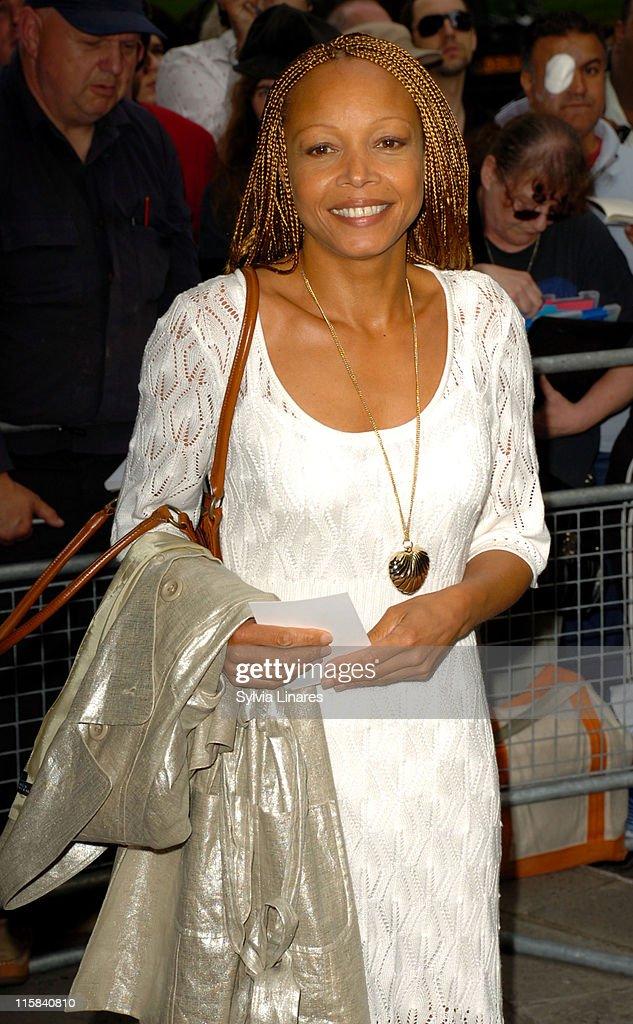 Kim Appleby during Ivor Novello Awards – Outside Arrivals at Grosvenor House in London, Great Britain.