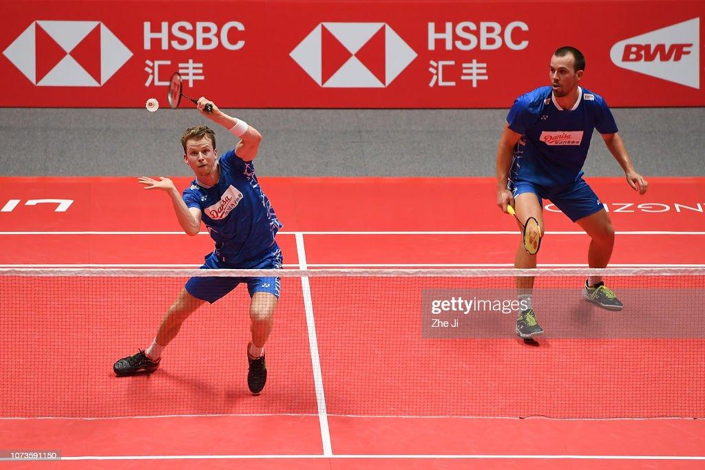 HSBC BWF World Tour Finals 2018 - Day Four : ニュース写真