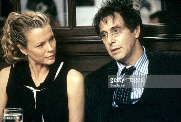 Kim Basinger and Al Pacino in the Miramax Pictures film People I Know