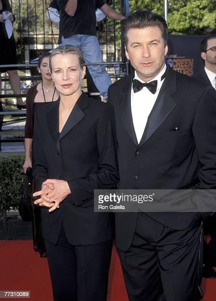 Kim Basinger and Alec Baldwin