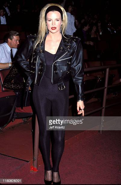 Kim Basinger at the 1990 MTV Video Music Awards at in Los Angeles California