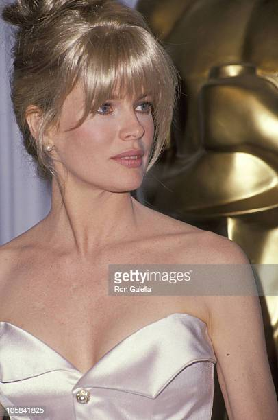 Kim Basinger during 63rd Annual Academy Awards at Shrine Auditorium in Los Angeles California United States