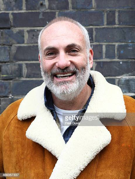 Kim Bodnia attends Nordicana 2014 at Old Truman Brewery on February 1, 2014 in London, England.