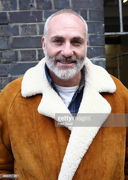 Kim Bodnia attends Nordicana 2014 at Old Truman Brewery on February 1 2014 in London England