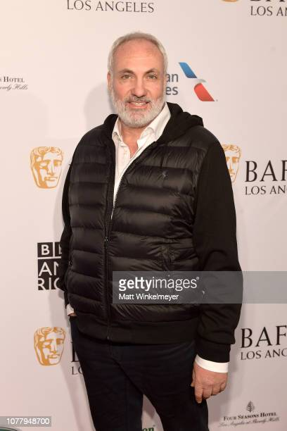 Kim Bodnia attends The BAFTA Los Angeles Tea Party at Four Seasons Hotel Los Angeles at Beverly Hills on January 5, 2019 in Los Angeles, California.