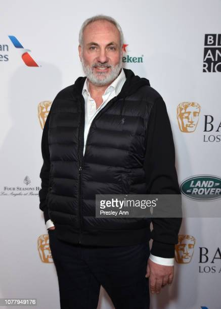 Kim Bodnia attends The BAFTA Los Angeles Tea Party at Four Seasons Hotel Los Angeles at Beverly Hills on January 5 2019 in Los Angeles California