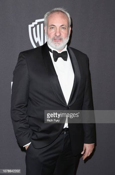 Kim Bodnia attends the InStyle And Warner Bros. Golden Globes After Party 2019 at The Beverly Hilton Hotel on January 6, 2019 in Beverly Hills,...