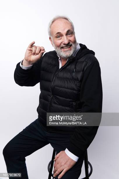 Kim Bodnia poses for a portrait at The BAFTA Tea Party on January 5, 2019 in Beverly Hills, California.