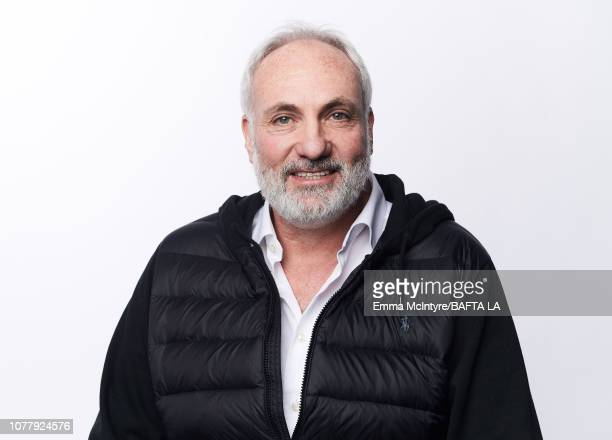 Kim Bodnia poses for a portrait at The BAFTA Tea Party on January 5 2019 in Beverly Hills California