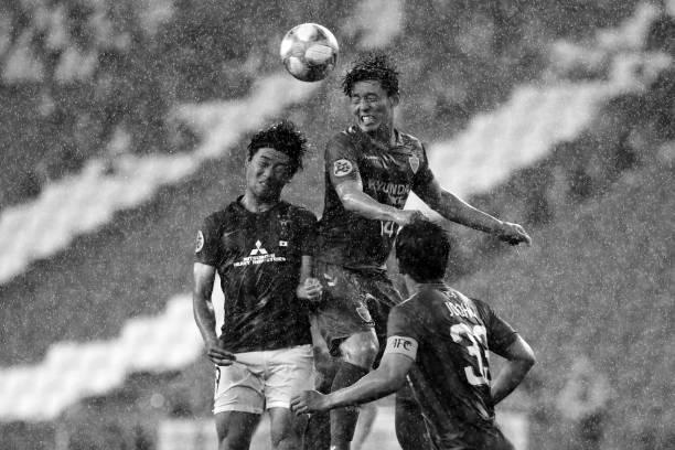 KOR: Ulsan Hyundai v Urawa Red Diamonds - AFC Champions League Round of 16 2nd Leg