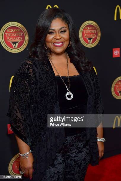 Kim Burrell attends 2019 Trumpet awards at Cobb Energy Performing Arts Center on January 19 2019 in Atlanta Georgia