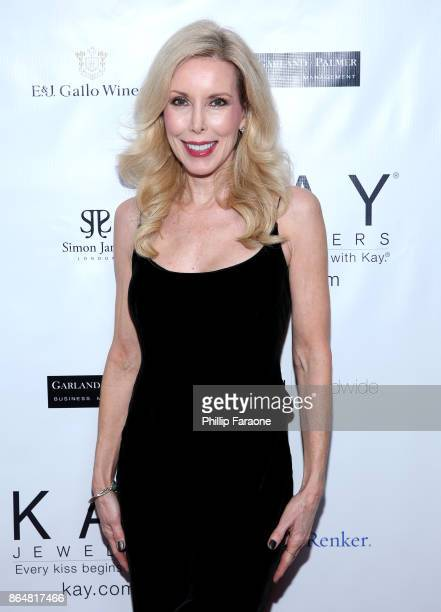 Kim Campbell at Jane Seymour And The 2017 Open Hearts Gala at SLS Hotel on October 21 2017 in Beverly Hills California