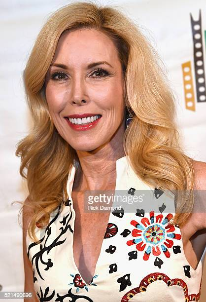 Kim Campbell of 'Born in Bristol' attends the 2016 Nashville Film Festival Day 2 at Regal Green Hills on April 15 2016 in Nashville Tennessee