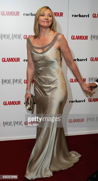 Kim Cattrall arrives at the Glamour Women Of The Year Awards 2005 at Berkeley Square on June 7, 2005 in London, England. The Jonathan Ross-hosted...