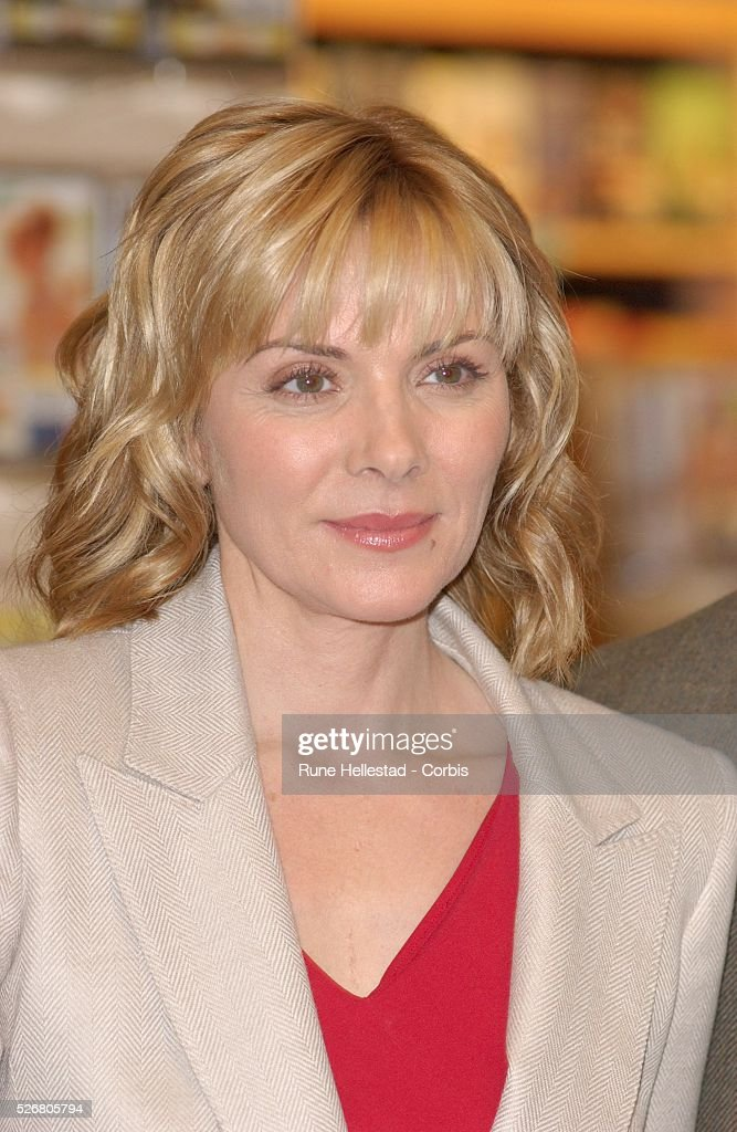 Kim Cattrall At The Launch Of Her New Book Satisfaction -1431