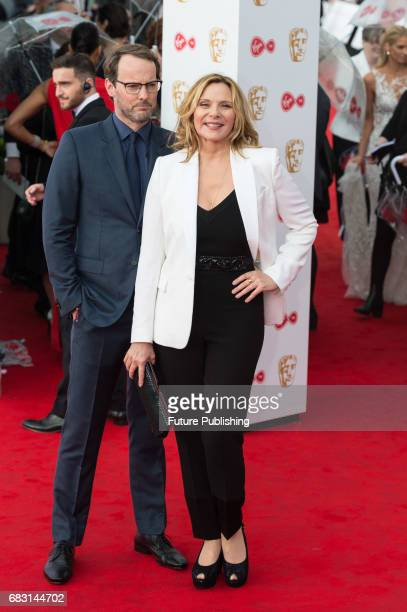 Kim Cattrall attends the Virgin TV British Academy Television Awards ceremony at the Royal Festival Hall on May 14 2017 in London United Kingdom...