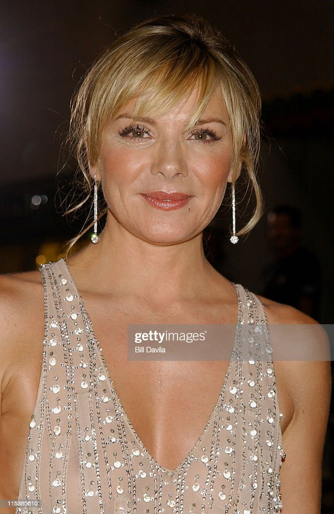 Kim Cattrall during 2003 MTV Video Music Awards - Arrivals at Radio City Music Hall in New York City, New York, United States.