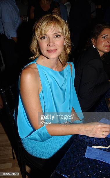 Kim Cattrall during HBO's Sex and The City Fifth Season Premiere AfterParty at American Museum of Natural History Theater in New York City New York...